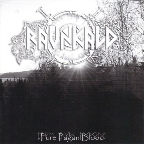 RAVNKALD - Pure Pagan Blood CD Pagan Metal
