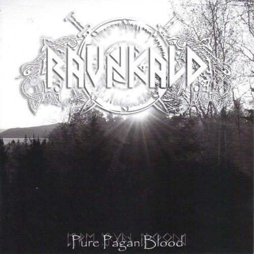 RAVNKALD - Pure Pagan Blood CD Pagan Metal