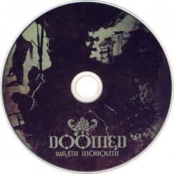 DOOMED - Wrath Monolith CD Doom Death Metal