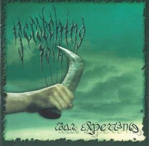 SCRATCHING SOIL - War Experience CD Blackened Metal