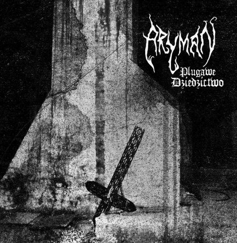 ARYMAN - Plugawe dziedzictwo CD Black Metal