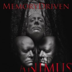 MEMORY DRIVEN - Animus CD Progressive Doom Metal