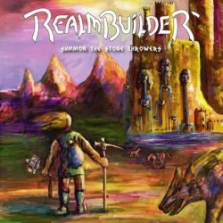 REALMBUILDER - Summon the Stone Throwers CD Epic Doom Metal