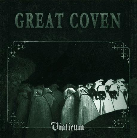 GREAT COVEN - Viaticum CD Doom Metal