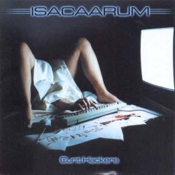 ISACAARUM - Cunt Hackers CD Grindcore