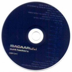 ISACAARUM - Cunt Hackers CD Grindcore