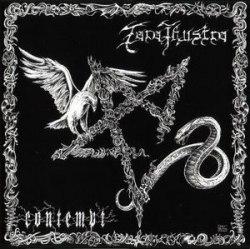 "ZARATHUSTRA - Contempt 10"" MLP Black Metal"