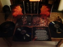 ESOTERIC - The Maniacal Vale Gatefold 3LP Funeral Death Doom Metal