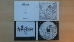 OF SPIRE & THRONE - Sanctum in the Light Digi-CD Sludge Doom Metal