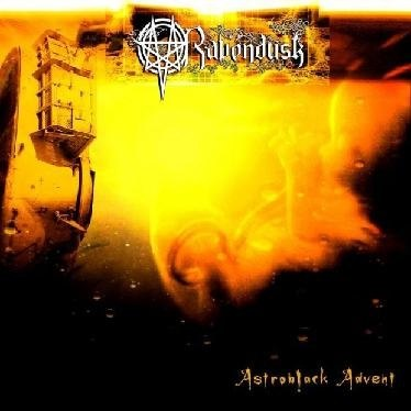 RAVENDUSK - Astroblack Advent CD Blackened Metal