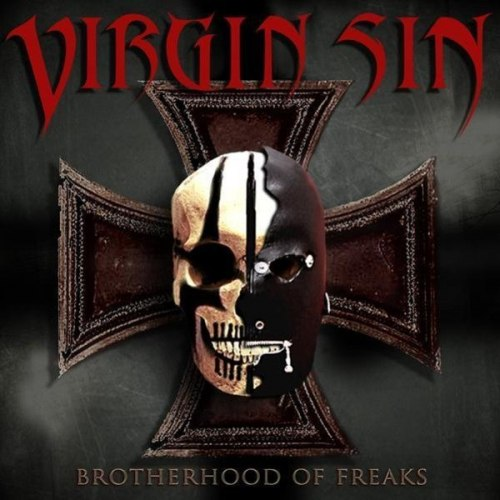 VIRGIN SIN - Brotherhood of Freaks CD Thrash Heavy Metal