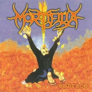 MORTIFILIA - Embrace CD Death Metal