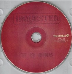 INQUESTED - The Red Chambers CD Groove Thrash Metal