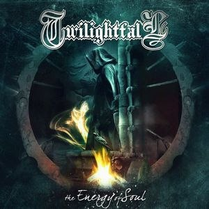 TWILIGHTFALL - The Energy of Soul CD Death Thrash Metal
