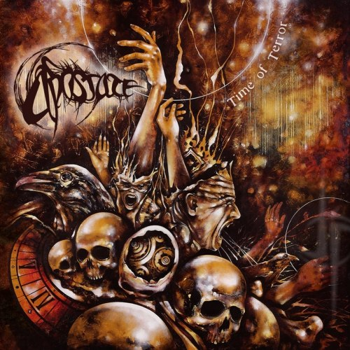 APOSTATE - Time of Terror CD Death Doom Metal
