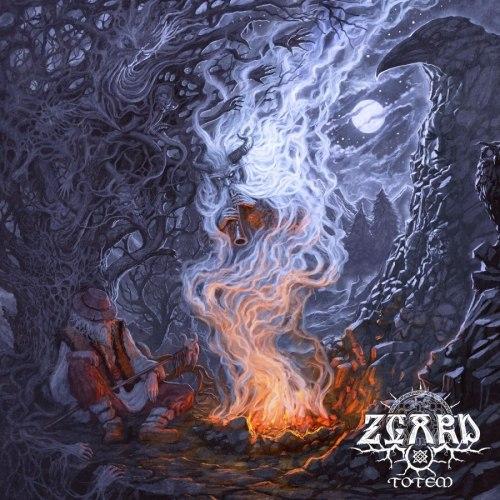 ZGARD - Totem CD Atmospheric Heathen Metal