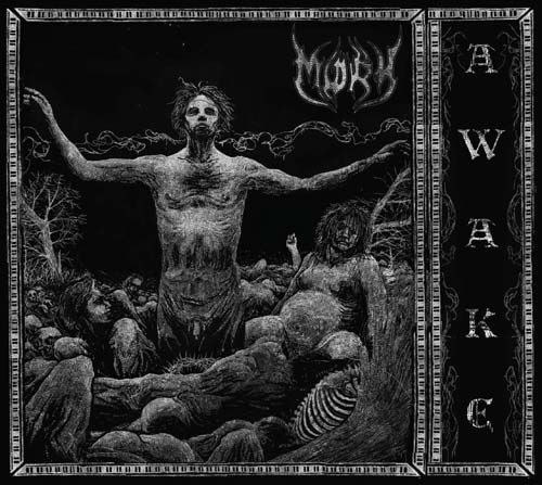 MORK - Awake Digi-CD Black Metal
