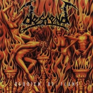 DESCEND - Requiem of Flame CD Death Metal
