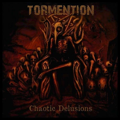 TORMENTION - Chaotic Delusions CD Death Metal