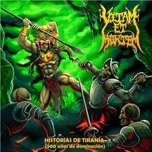 VITAM ET MORTEM - Historias De Tirania (500 Años de Dominación) CD Death Metal