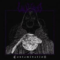 VALKYRJA - Contamination CD Black Metal