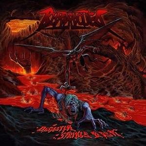 BLOODROCUTED - Disaster Strikes Back CD Thrash Metal