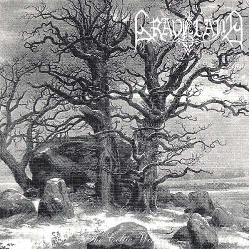 GRAVELAND - The Celtic Winter CD Pagan Blackened Metal