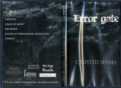 ERROR GATE - Crusted Senses A5 CD-box Drone Dark Ambient