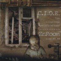 CARVED IMAGE OF EMPTINESS / ZINC ROOM - Lie, illusions, mystifications / Zinc 99,9 CD Dark Industrial