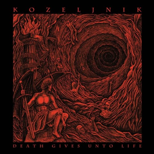 KOZELJNIK - Death Gives unto Life MCD Black Metal