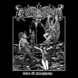GOATTHROAT - Rites of Blasphemy CD Black Metal