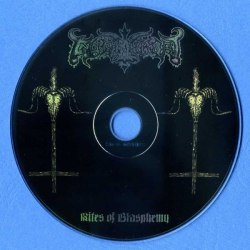 GOATTHROAT - Rites of Blasphemy CD Black Metal