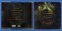 NECROCULT - For Thine Is The Kingdom, And The Power, And The Glory CD Black Death Metal