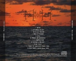 POSTMORTEM - Bloody Justice Comes CD Death Thrash Metal