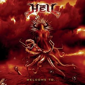 THE HELL - Welcome to... CD Death Metal