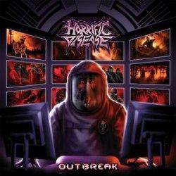 HORRIFIC DISEASE - Outbreak CD Death Thrash Metal