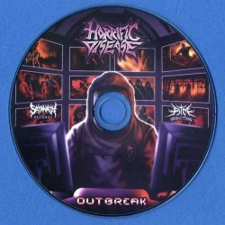 HORRIFIC DISEASE - Outbreak CD Death Thrash Metal