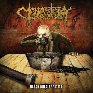 MONASTERY DEAD - Black Gold Appetite CD Death Metal