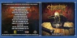 MONASTERY DEAD - Black Gold Appetite CD Death Metal