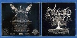 CHAOSWOLF - Templo de palabras muertas CD Black Metal