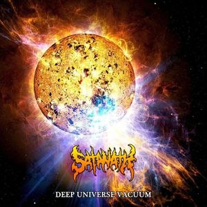 SATANATH - Deep Universe Vacuum CD Ambient