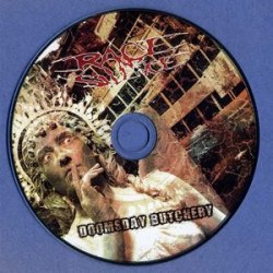 RAGE IN SILENCE - Doomsday Butchery CD Grindcore