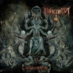 FUNEBRIA - Dekatherion: Ten Years of Hate & Pride CD Black Death Metal