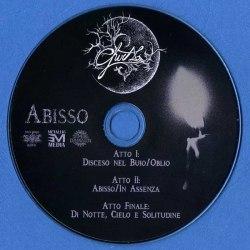 CHIRAL - Abisso CD Blackened Doom Metal
