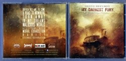 MY DARKEST FURY - Hectic Existence CD Death Metal
