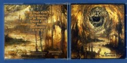 DALKHU - Descend... into Nothingness CD Black Metal