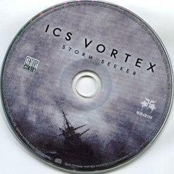 ICS VORTEX - Storm Seeker CD Progressive Rock