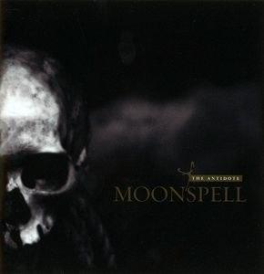 MOONSPELL - The Antidote CD Dark Metal