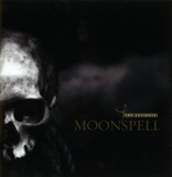 MOONSPELL - The Antidote CD Dark Metal