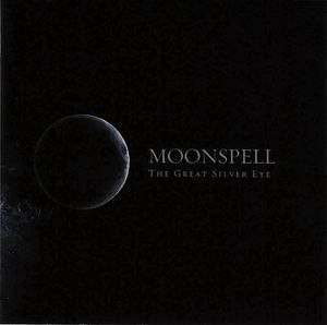 MOONSPELL - The Great Silver Eye CD Dark Metal